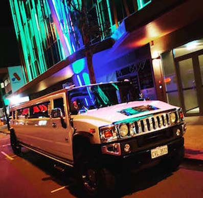 Perth Hummer Limo Hire gorgeous 16 Seater White Hummer Limos in Perth for Lush Limo